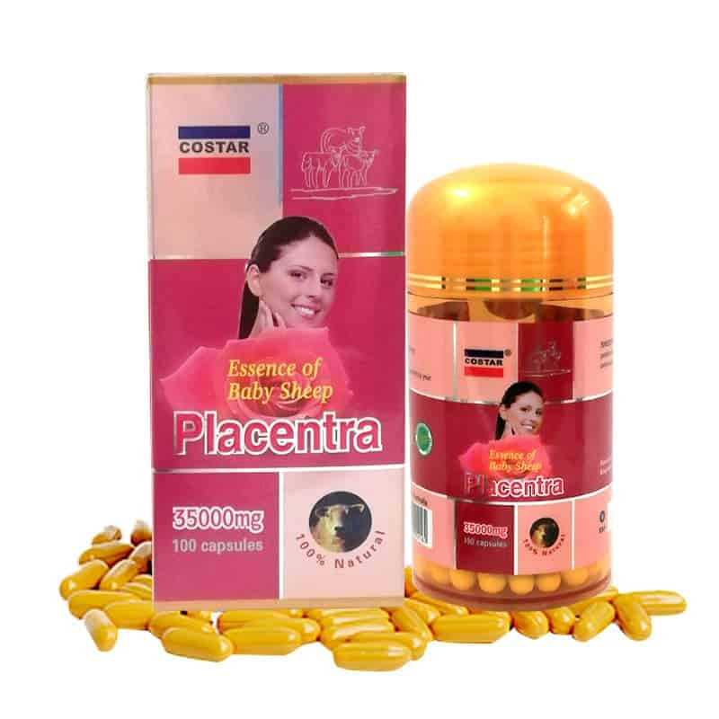 Costar placenta 35000mg 1