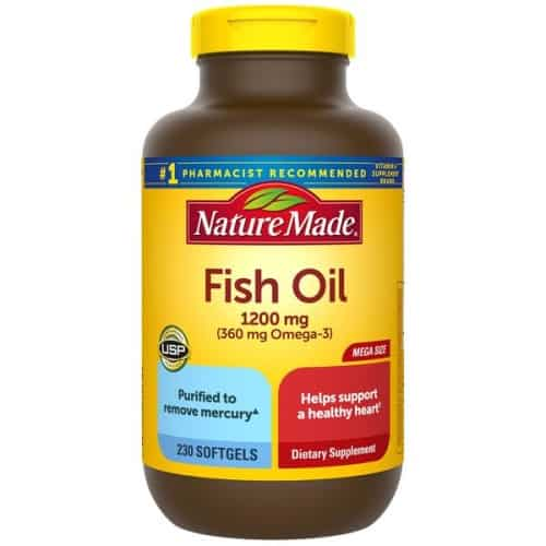 nature made fish oil 1200